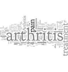 Arthritis treatment vector