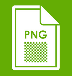 File png icon green vector