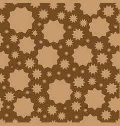geometric ornament texture with linear vector image