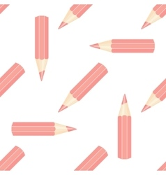 pencil seamless isolated vector image