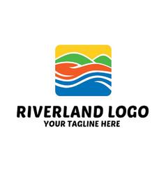 Riverland vector