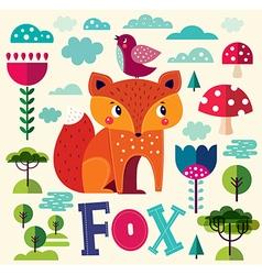 The fox vector