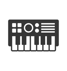 Synthesize Icon vector image