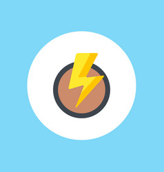 energy icon sign symbol vector image