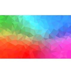 polygonal background for webdesign - blue pink vector image