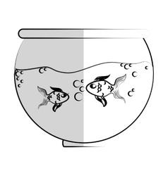 Animal cartoon icon vector