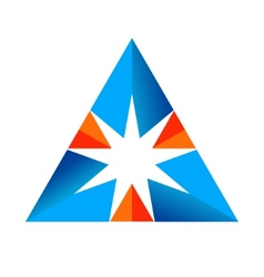 Abstract triangular sign vector