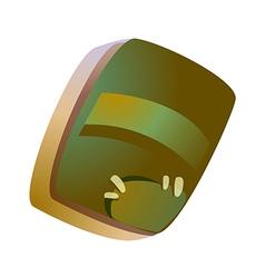 Icon eraser vector