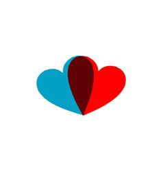 Love template design vector
