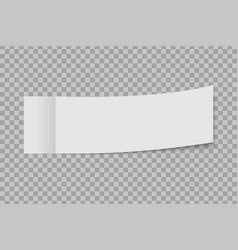 note sticker vector image