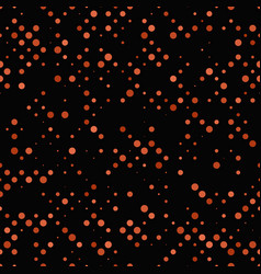 seamless abstract circle pattern - background vector image