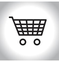 icon e commerce vector image