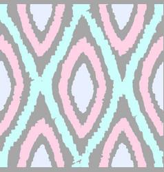 Beautiful rhombus seamless pattern vector