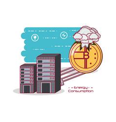 Energy consumption design vector