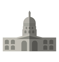 Government building america vector