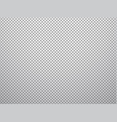 simple black mesh texture with gray vignette vector image