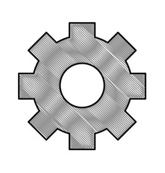 Gear object machine vector