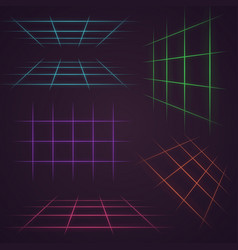 Mesh background vector