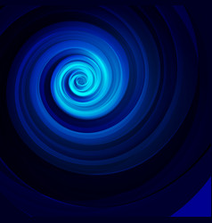 Swirly blue background vector