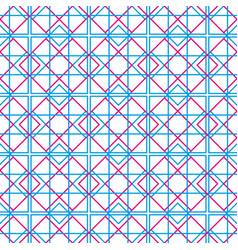 tartan striped pattern vector image
