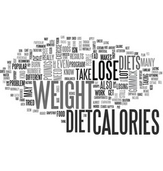 what to do if you cant lose weight text word vector image