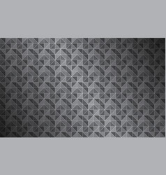 abstract black and grey background composed vector image