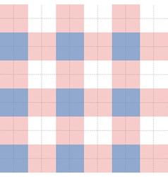 Lines Dots Rose Quartz Serenity White Chessboard vector image