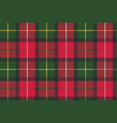 tartan plaid diagonal seamless fabric texture vector image