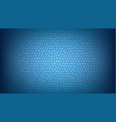 abstract blue stone tile background texture vector image vector image