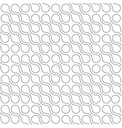 Abstract background of connected dots in diagonal vector