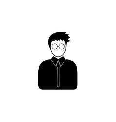 avatar avatar iconelement of popular avatars icon vector image
