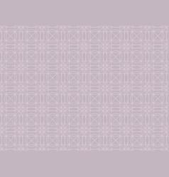 line geometry seamless pattern vector image