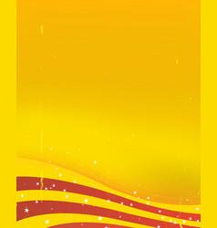 spanish summer vintage background vector image vector image