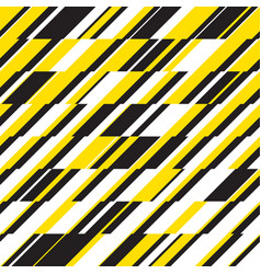 modern dynamic stripes geometric seamless pattern vector image