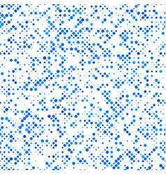 repeating dot pattern background - graphic design vector image