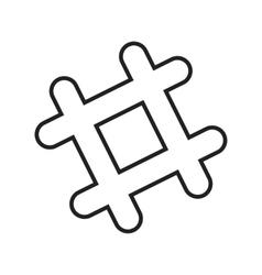 Microsoft Messenger vector image