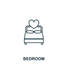 Badroom outline icon premium style design from vector