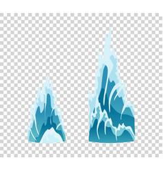 Frame water splash for game animation vector