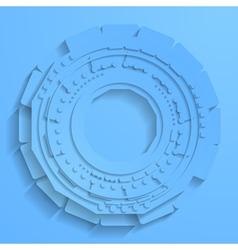 Tech design vector
