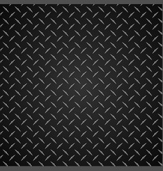 diamond plate vector image