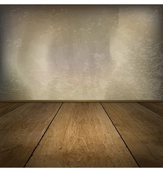 wood texture room vector image