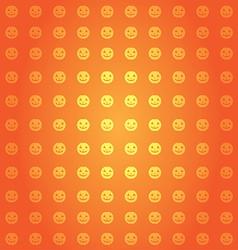 Seamless texture halloween vector image
