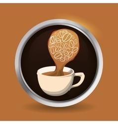 Cofee icons design vector