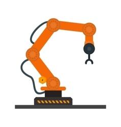 Industrial Robot I vector