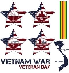 Vietnam war Remembrance day vector