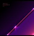 abstract background striped purple and pink vector image vector image