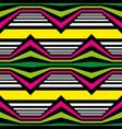abstract seamless op art pattern color pop