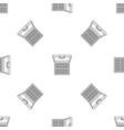 bribery money case pattern seamless vector image vector image