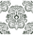 Floral pattern in Oriental style vector image vector image