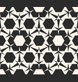 geometric ornament seamless pattern vector image vector image